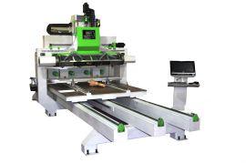 آلات التصنيع باستخدام الحاسب الآلي و5-محور تصميم قطع الرأس، 4 الجديد سرير مزدوج والدوارة